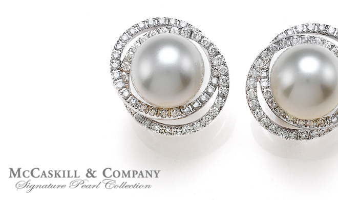 McCaskill & Company Signature Pearls