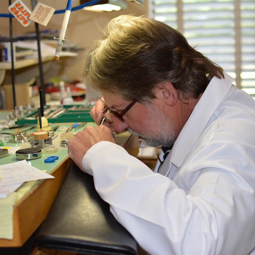 We repair watches at McCaskill & Company Jewelers - Destin, FL