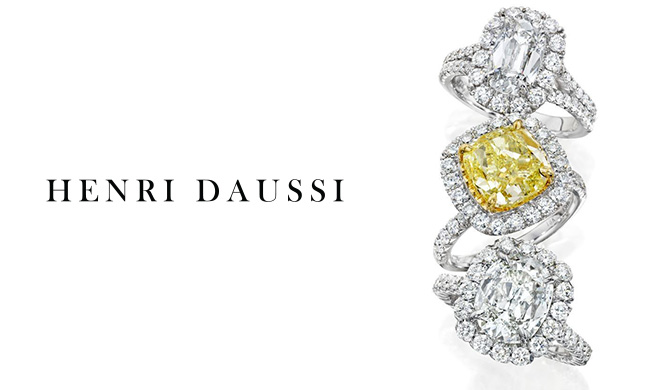 Double Halo Cushion Cut Diamond Engagement Ring And Matching Wedding