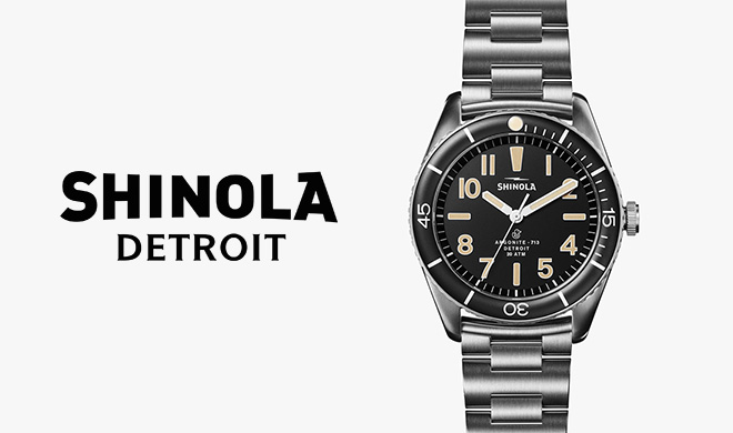 Search more products in Shinola
