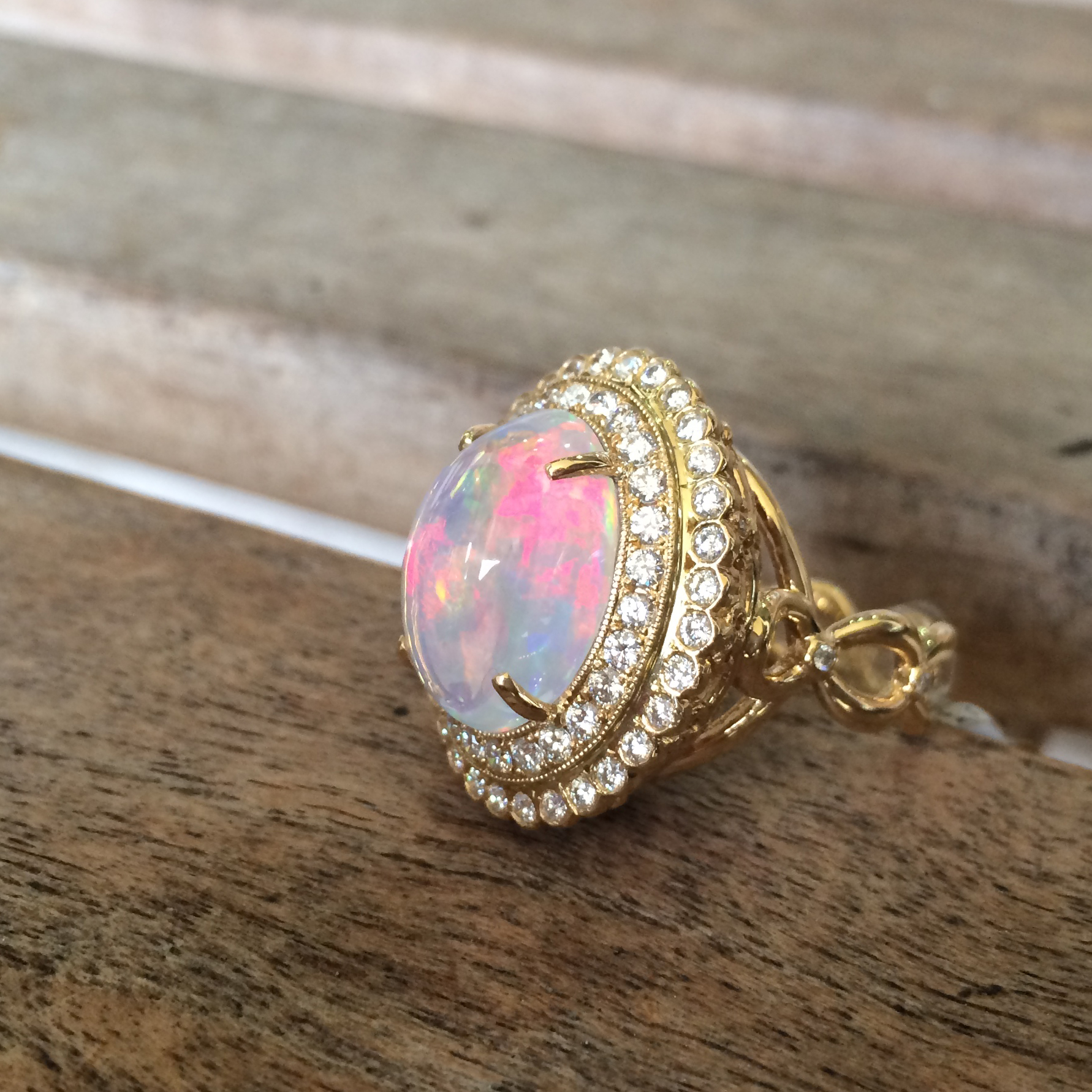 jewellery old mexican ksvhs boulder silver adjustable sterling beautiful jewelry opal engagement fire and rings yellow citrine ring
